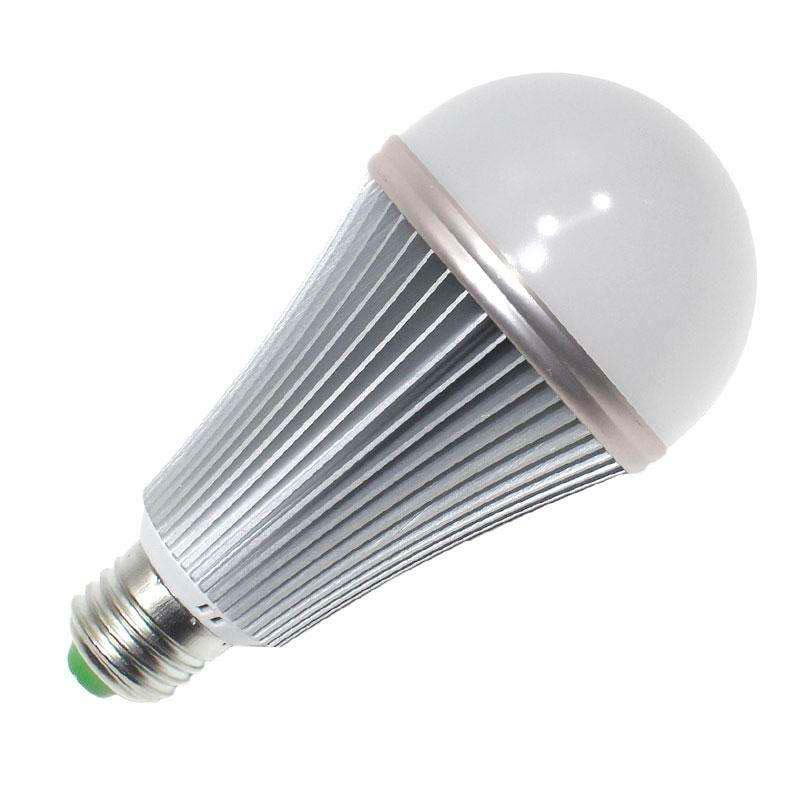 Bombilla LED E27 12W,  SMD5630, Blanco neutro